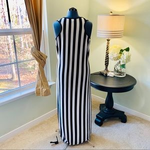 Just Love Dresses - Just Love Striped Maxi Dress Size 1X